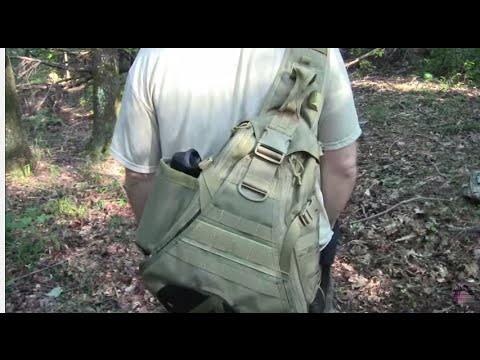 Maxpedition Monsoon Gearslinger Sling Pack