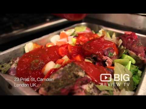 Food | Andy's Taverna | Camden | London | Video | Greek Restaurant | Review | Content