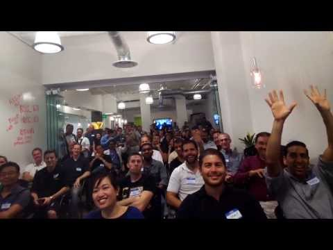 Glass on the Spot with Orange County Startups and SOGE