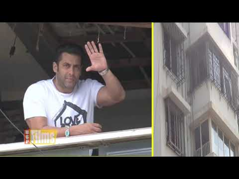 Salman Khan House video