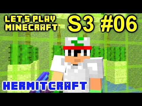 Minecraft Amplified Survival Ep. 6 - Fully Auto !!! ( Hermitcraft Server )