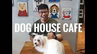 The dog just ate his poop // Zac Flores TV