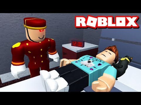 HOTEL ESCAPE OBBY!! | Roblox Adventures