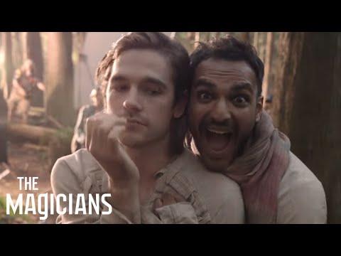 THE MAGICIANS | Season 2: Preview | SYFY