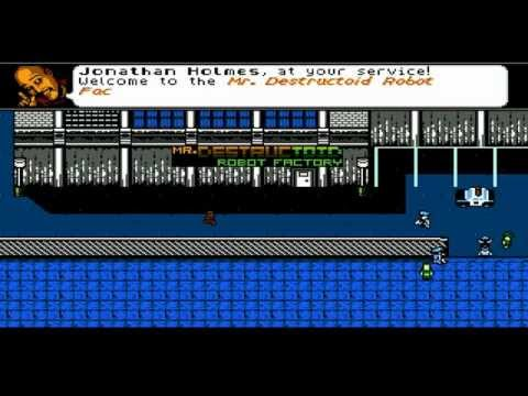 Retro City Rampage PC 1080P HD Playthrough - PT. 12