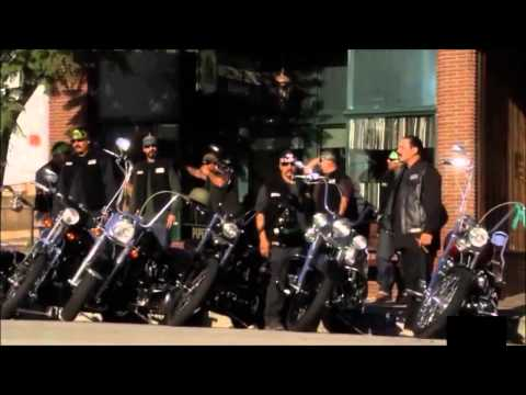 Sons Of Anarchy Five Finger Death Punch Egypt Central Music Video video