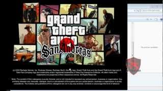 COMO DESCARGAR GTA SAN ANDREAS PC (gratis,facil y rapido) [HD] solo un  link