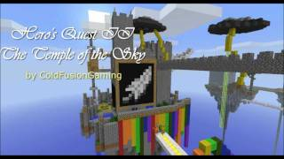 Minecraft Quickie - Hero's Quest II: Temple of the Sky