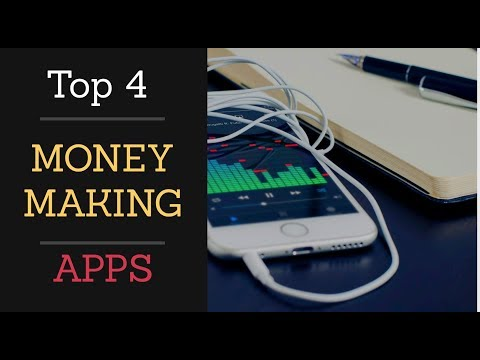 Top 4 Money Making Apps That Pay FREE PayPal Money