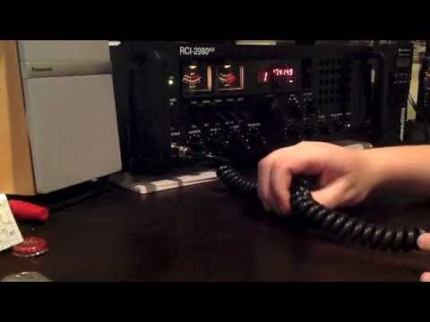 RANGER RCI 2980wx review & unboxing