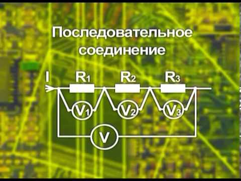 Уроки электротехники - видео