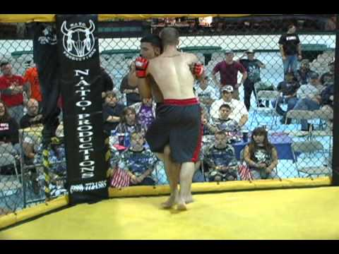 SMC ~ Southern Michigan Cagefighting ~ Patriot Games ~ Josh Palmer Vs Fernando