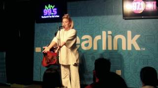 Download lagu Anne-Marie - Then & Alarm LIVE + INTERVIEW | Clearlink Lounge gratis