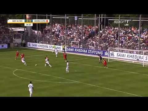 Sami Khedira Benefit Match, Stuttgart, 14.06.2015, part 1, Sport1