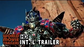 TRANSFORMERS: AGE OF EXTINCTION - Official International Trailer #3 (2014) HD