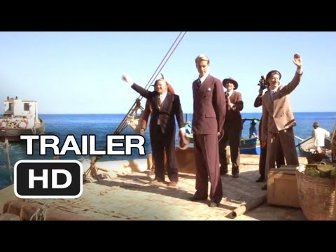 Kon-Tiki Official Trailer #2 (2012) - Joachim Rønning Movie HD