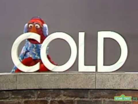 Sesame Street - Cold