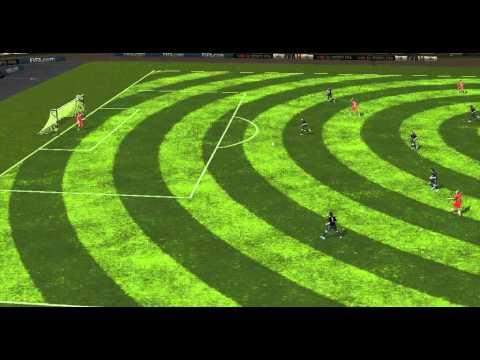 FIFA 14 Android - Real De Cremas VS Sydney FC