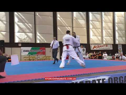 The 32 European Championship, 1/2 +90 Alejandro Navarro (Spain) - Goderzi Kapanadze (Russia, aka)