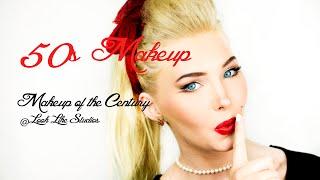 50s Makeup – Makeup of the Century