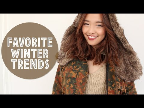 Favorite Winter Trends 2013