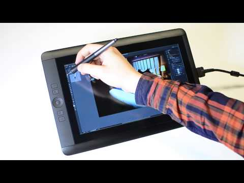 Wacom Cintiq 13HD Review