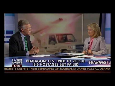John Bolton Goes Off On Obama's Failures!