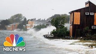 What To Expect From A Category 4 Hurricane   101   NBC News