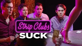 Strip Clubs Suck