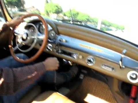 First Run my 356 with Porsche 912 motor #2
