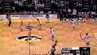 1997 Regional Final Tennessee vs  Connecticut1