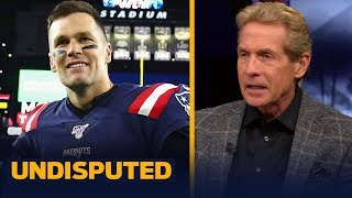 Brady getting the game ball shows he can still carry a team — Skip Bayless | NFL | UNDISPUTED