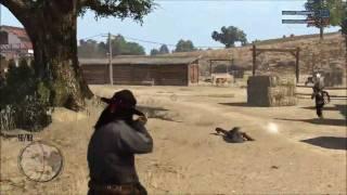 Red Dead Redemption: Online Part 1