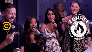 "The ""Jersey Shore"" Cast Talks Male Stripping, Sex Tape Deals and More"