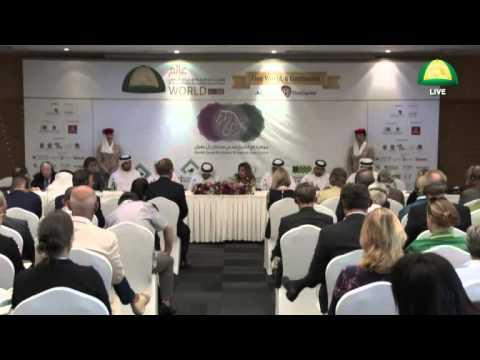 Press Conference - ADNEC Abu Dhabi - P2