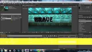 after effect cc motion tracking pack element 3d track motion yapımı egitim videosu