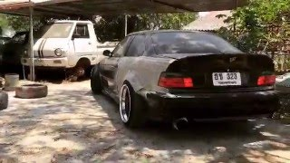 TEZ: 2JZ-E36 : Wide body project.