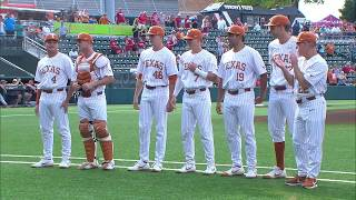 Texas Baseball vs Oklahoma game 3 LHN Highlights [May 17, 2019]