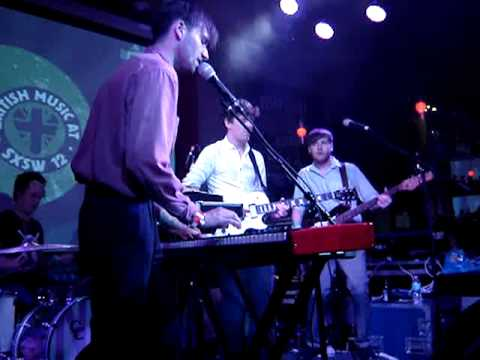 Threads - Dutch Uncles live at SXSW - TGTF exclusive - 17.03.12