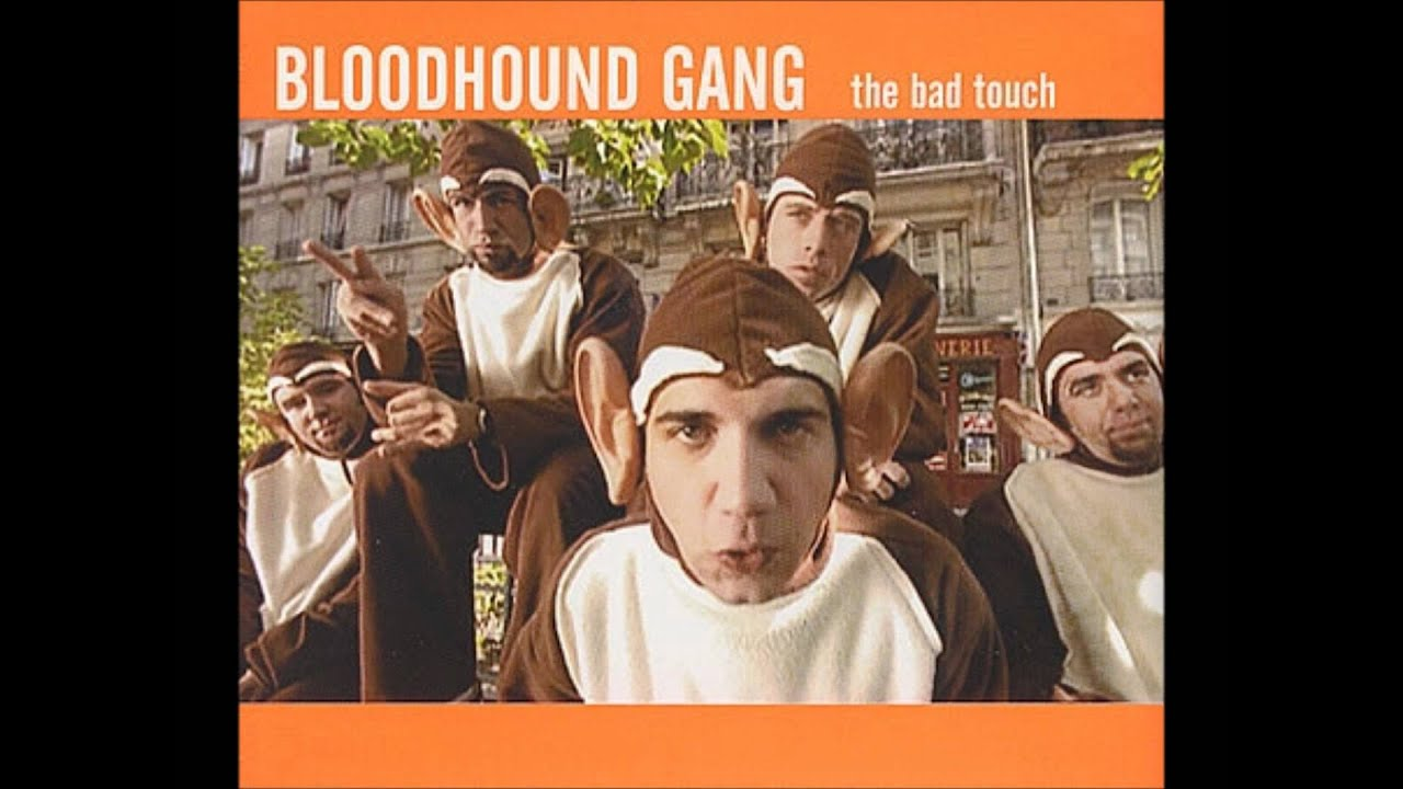 Bloodhound Gang - The Bad Touch (Sharkoffs Remix) [Free