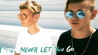 Marcus & Martinus - Never (Official Lyric Video) ft. OMI