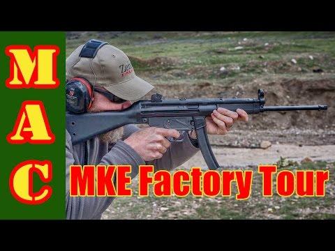 Zenith Firearms / MKE Factory Tour