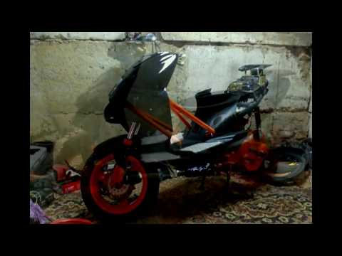 проект скутера