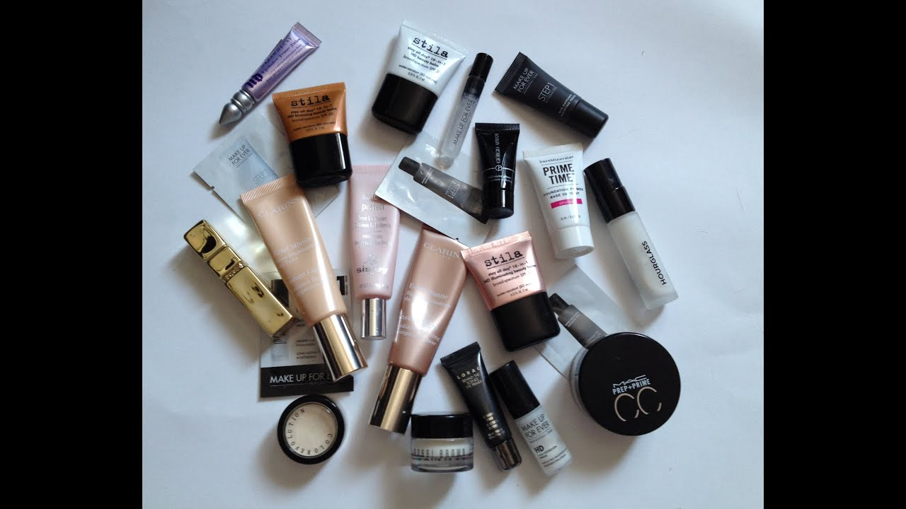 Primer eye makeup