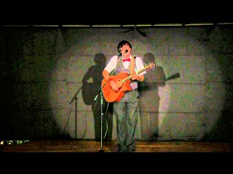 Open Stage Encores 6/29/15 - Ethan Bouchard