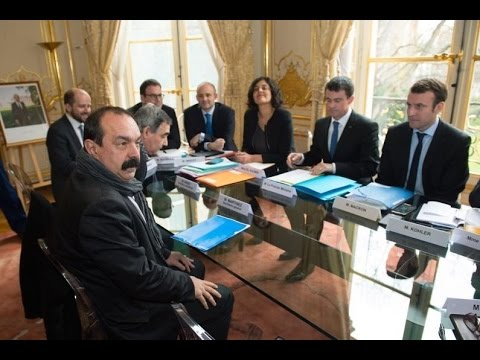 """Loi Travail : """"La CGT joue François Hollande contre Manuel Valls"""", analyse Alba Ventura"""