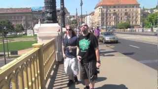 HALCYON WAY - European Tour Video Diary