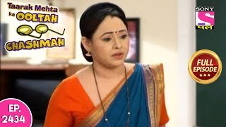 Taarak Mehta Ka Ooltah Chashmah - Full Episode 2434 - 7th November, 2019