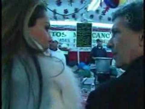 ALMA Y FRANCO SE DIVIERTEN DESPUES DE BESARSE