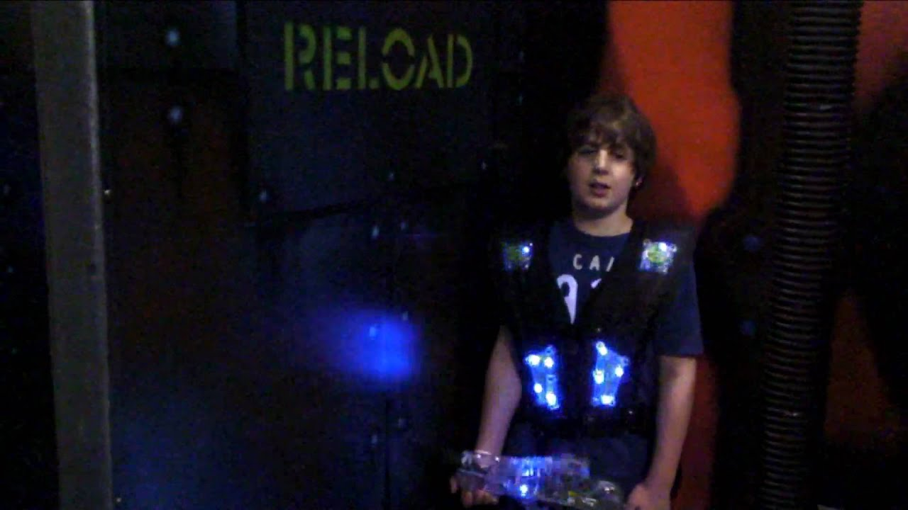 Laser Tag Briefing Video Youtube